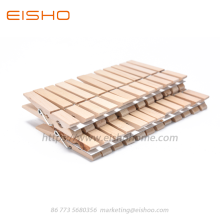 EISHO Mini Natural Wooden Clothespins FC-1108-2-24