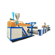 Flow casting film production line (Fixed main frame)
