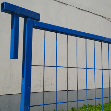 Canada hot sale galvanized steel temporary fence used