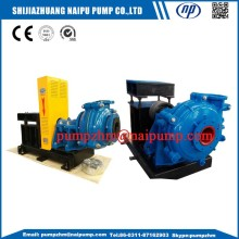 AH metal liners horizontal Slurry Pump