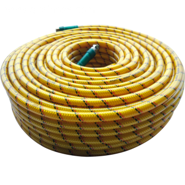 Agriculture pvc flexible braided plastic hose