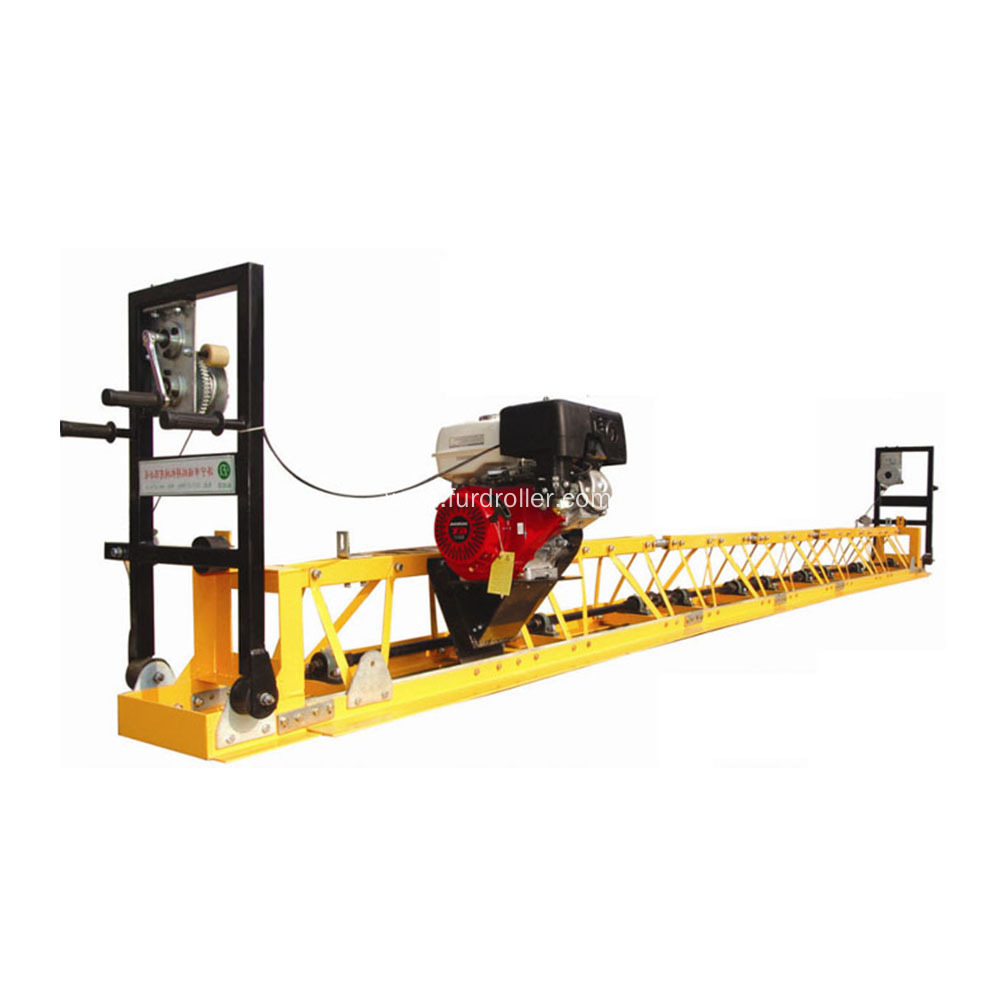Road Concrete Vibratory Truss Screed Machine For Sale