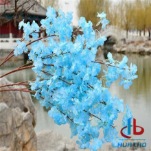 Customized artificial flower tree