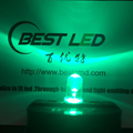 0.2W Green 5mm LED 520nm LED Clear Lens