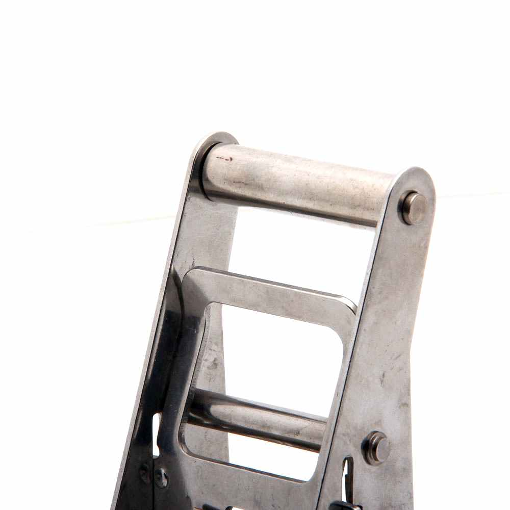 304 Stainless Steel Ratchet Buckle 2 Inch