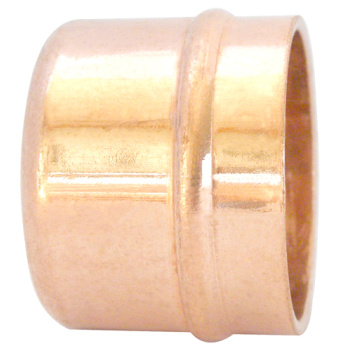 Solder Ring Copper Cap Stop End
