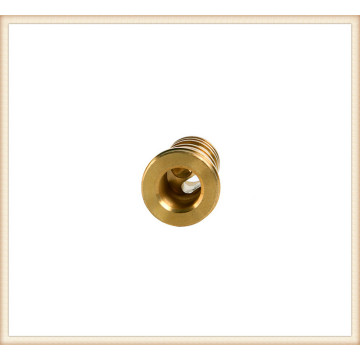 Brass Faucet parts Body inlet Connector