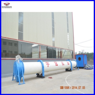 Biomass Rotary Dryer with high efficiency