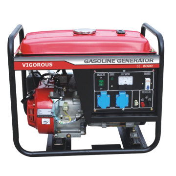 Single Phase Petrol Generator Gasoline 6kw