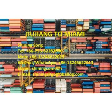 Factory source for Sea Freight To Canada Foshan Jiujiang Sea Freight to United States Miami supply to India Manufacturer