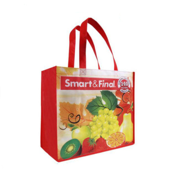 Personalised non woven bags