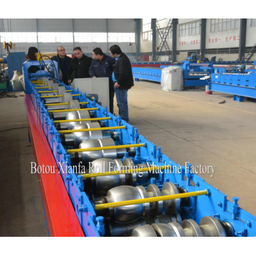 Canton Fair Aluminium Gutter Roll Forming Machine