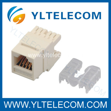 China Manufacturers for Supply Cat6 Keystone Jack, Cat5e / Rj45 Keystone Jack, Australian Keystone Jack for Export Cat.5E Cat.6 RJ45 Keystone Jack UTP supply to Macedonia Exporter