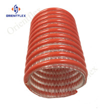 heavy duty pvc spiral water pump hose