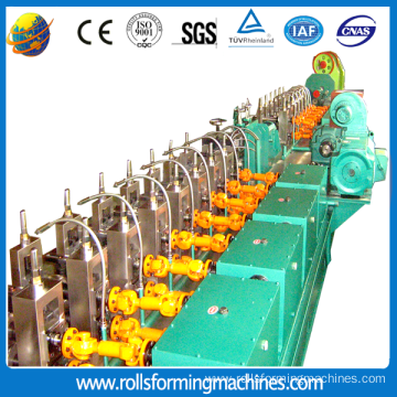 Steel welded pipe roll forming machines/tube machine