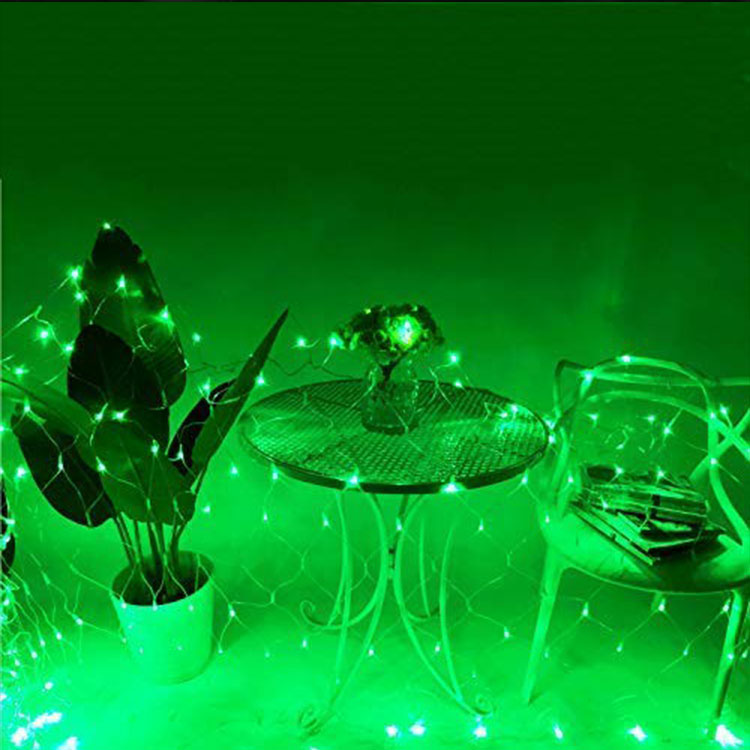 ce rohs led maple christmas tree net light
