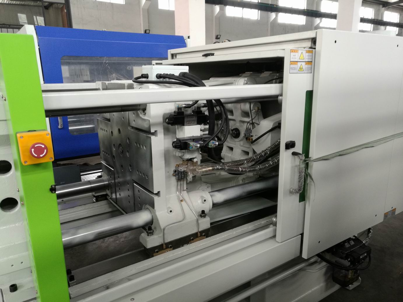 CE Marked Injection Molding Machine