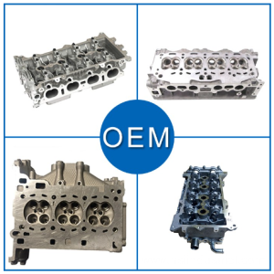 Lowest Price for Aluminum Gravity Die Casting Parts Casting Auto Cylinder Head supply to Congo, The Democratic Republic Of The Suppliers