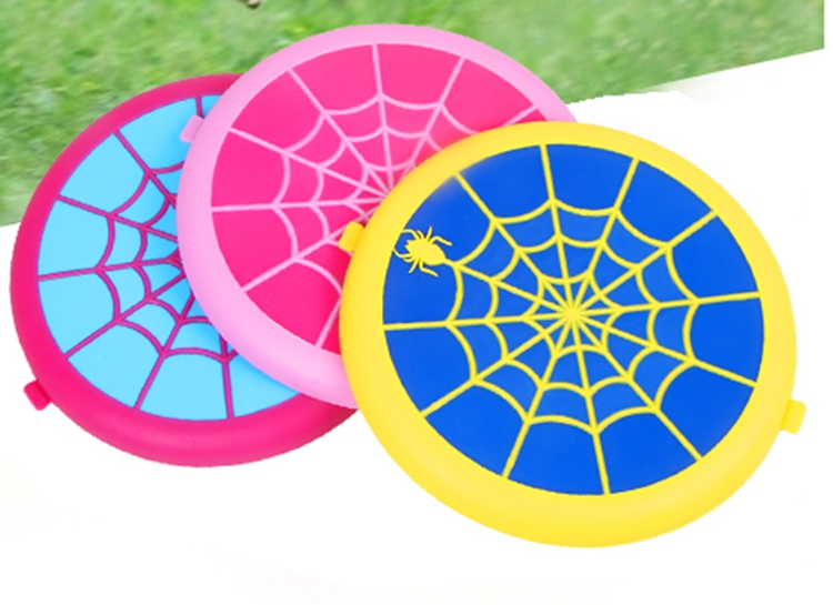 silicone fly dishes