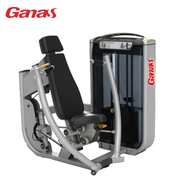 Professional Gym Exercise Equipment Converging Chest Press