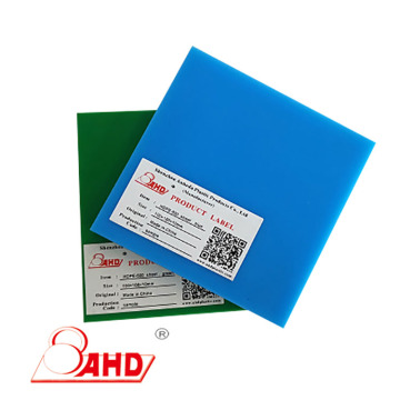 Low Temperature Resistance HDPE SHEET