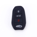 Silicone fob key case for citroen c4