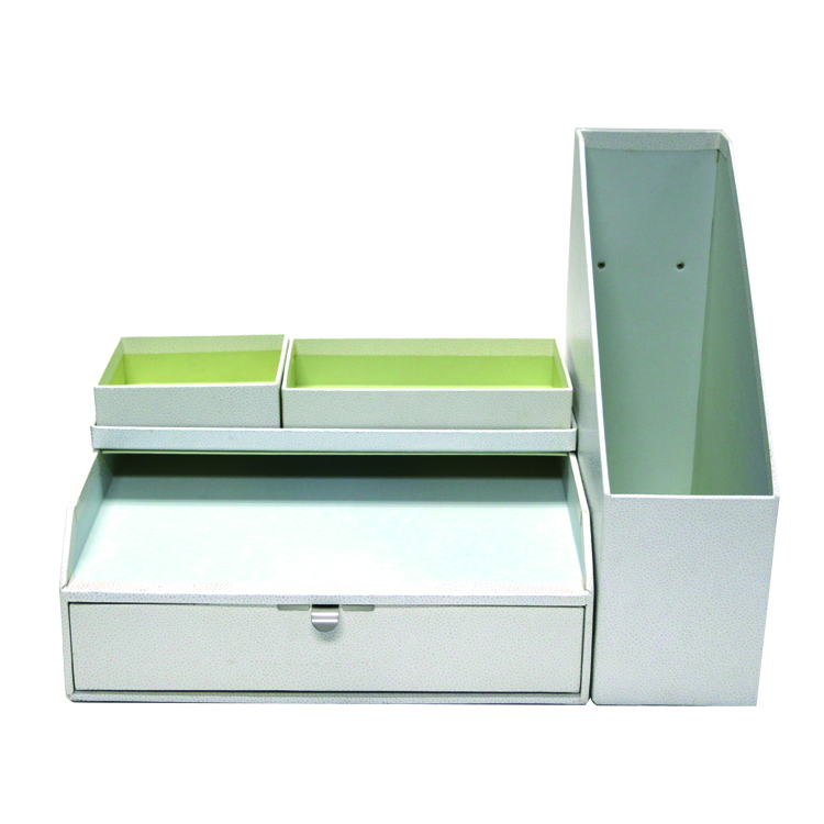Small Office File Collection Cabinet Rigid Paper Box