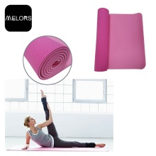 Professional for Non Slip Tpe Yoga Mat Melors TPE Material Non Toxic Cheap Yoga Mat export to Indonesia Factory