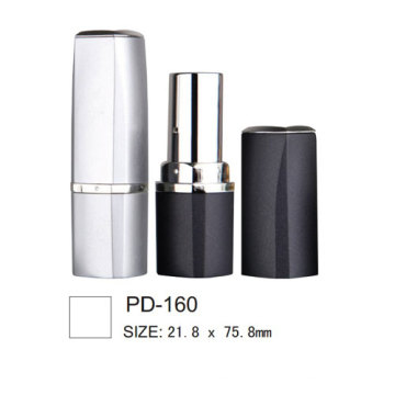 Empty Square Plastic Lipstick Packaging