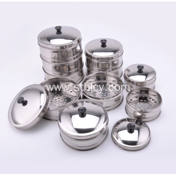 High Quality Stainless Steel Multi Layer Steamer Pot