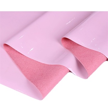 Emboss Shiny Surface PU Leather for Furniture Cover