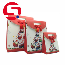 factory customized for Cheap Paper Shopping Bags Paper Gift Bags cheap Paper carry Bag Printing supply to Netherlands Supplier