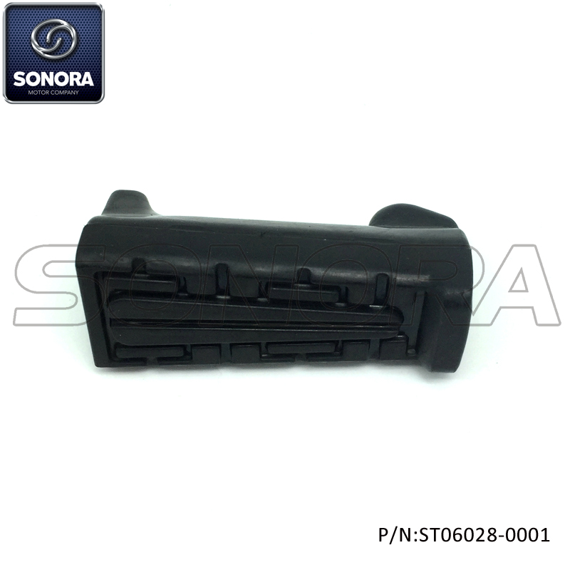 YBR125 Footrest Rubber (P/N: ST06028-0001) Top Quality