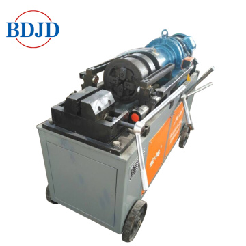 Screw Bolt  Rebar Parallel Thread Rolling Machine Three Roller Threading Machine