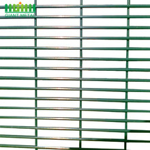 anti climb 358 high security wire mesh fence