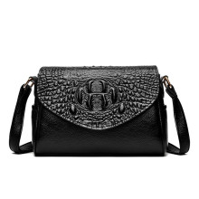 Soft PU leather lady shoulder hand bags