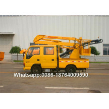 Heavy Lifting Mounted Aerial Work Platform 10m Truck
