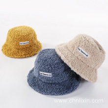 Premium short brim beanie hat winter bucket hat