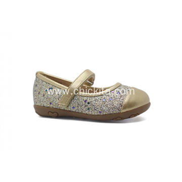 Original Factory for Ballet Shoes Glitter TPR Princess shoe export to Germany Factories