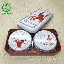 hot selling custom coffee tin box