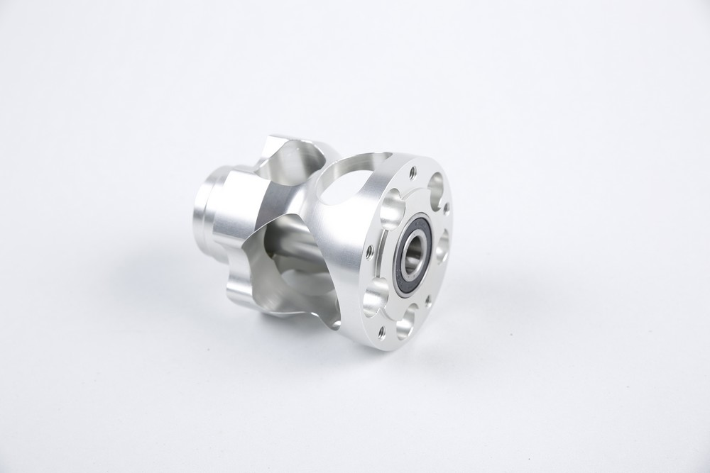 cnc turn-mill motorcycle part