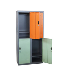 Color Door Metal Locker