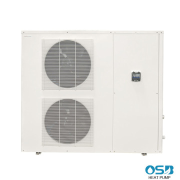 Single-Phase 50hz Monobloc DC Inverter Heat Pump