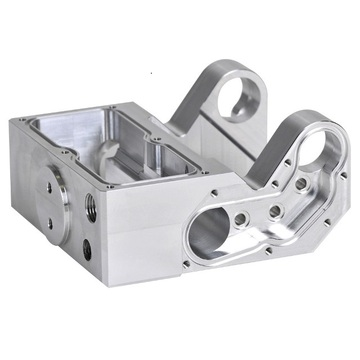 High precision 5Axis CNC machining stainless steel parts