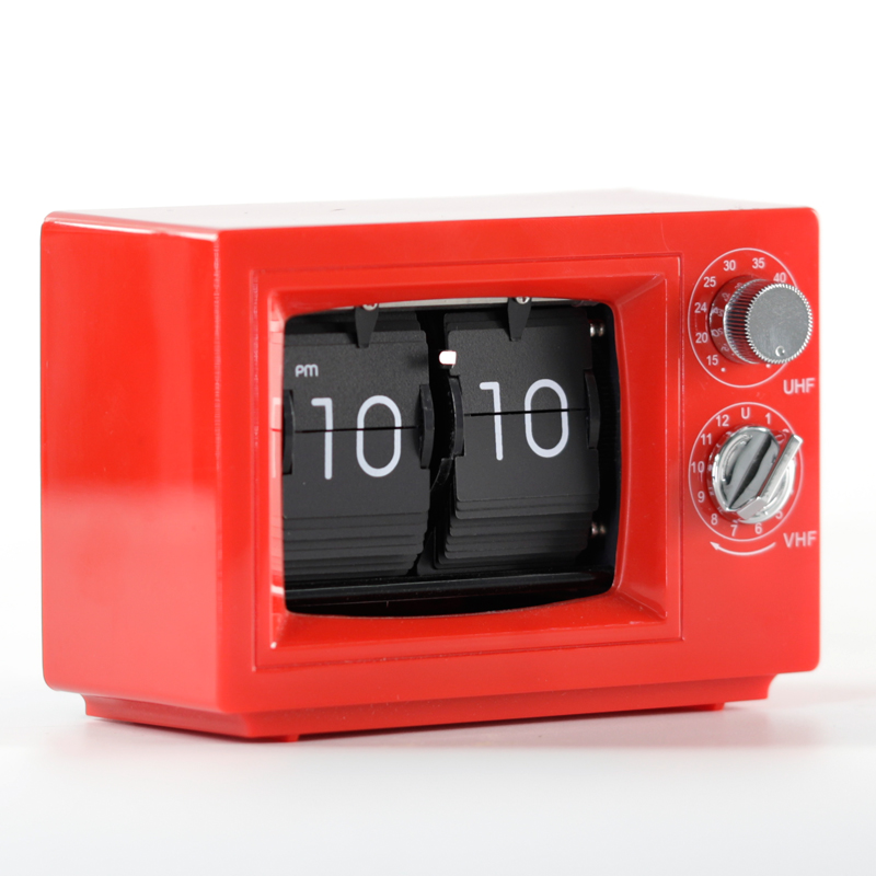 Tv Flip Clock With Light