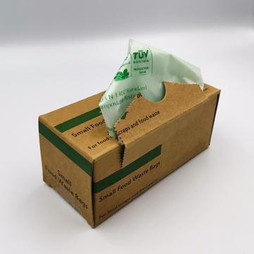 Cornstarch 100% Biodegradabe Household Garbage Bags
