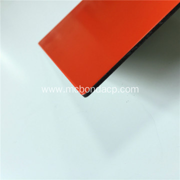 PVDF Weather Board Wall Cladding Metal Building Material