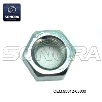 YAMAHA YBR 125 Nut (OEM: 95312-08600) Top Quality