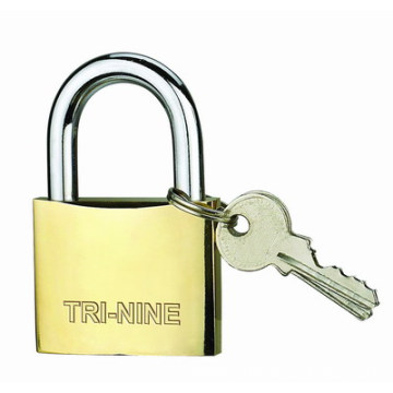 Free sample for Hammer Brass Padlock Thick Type Brass Padlock For Door Padlock supply to Turks and Caicos Islands Suppliers