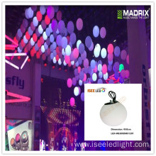 Milky 50cm dmx 3D LED Magic Ball event